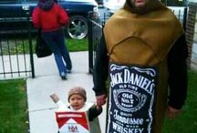 Ridiculous Family Halloween Costumes