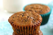 Gluten Free Vegan Muffins