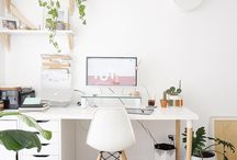 Home ideas : Office desk