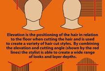 haircutting techniques