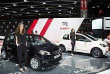Autosalon Ženeva 2014 / Oficiální představení modelů SEAT Leon Cupra 280 a SEAT Mii by Mango.