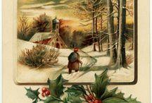 Victorian postcards