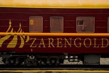 Zarengold - Transsib / Sonderzugreise Zarengold auf der Transsibierischen Eisenbahn - www.zarengold.de