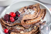 Pancake Me! / Delicious pancakes, recipes and topping ideas