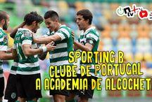 As academias de futebol em Portugal