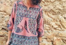 Summer tunics / by Catharine Laird