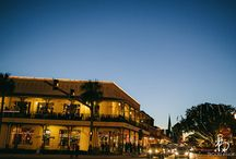 Nights of Lights Weddings / Nights of Lights in St. Augustine has been named one of the Top 10 cities to visit.  Nights of LIghts starts Mid-November to the end of January.