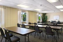 Meet Up at Microtel / Our meeting rooms are perfect for business functions or group events. Available at select locations.