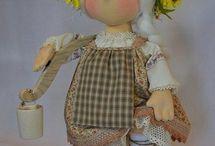 национальные куклы