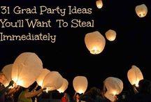 Grad Parties