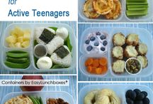 Recipes For Dad & Kids / Foods fun for dads and kids to do together or on their own.