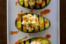 Avocado Concepts / I truly love avocados and I want to eat them in different ways.