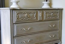 Furniture Refinishing Projects / by Lauren Gibbs