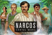 narcos cartel wars game tricks
