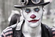 Facepaint steampunk