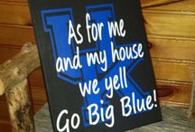 UK Wildcats...big blue nation! / by April White