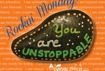 Rockin' Monday / Yes, Monday's do rock!  Love every day!