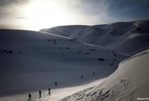 Snow – The lebanese mountains / by Jørgen Ekvoll