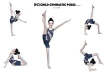 TS4 poses