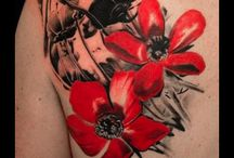 Tatuering / Rygg