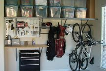 Garage Organization/Storage / by Roxie Briggs