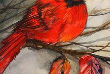 Watercolor Marianna Pshenichnaya / Мои акварельные работы