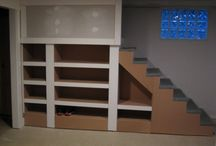For the Home: Basement / by Brittany Sones