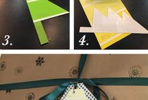 Christmas Crafts / A collection of Christmas Crafts for the crafter that is planning ahead.