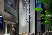 Atrium - entrance