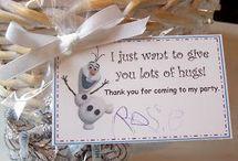 Frozen B'day Ideas / by Cheryl Kilpatrick