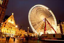 Noël au CroWne PlaZa Lille / Un moment conviviale et chaleureux pendant les fêtes au Crowne Plaza Lille
