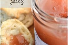 Recipes - Drinks, syrups., sauces and perserves / by Robyn Walton