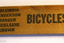 Bicycle Advertising Ruler-Ca. 1906-Velocipedes-So Cool.