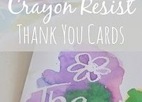 Thank you's / by Jennifer Erickson-Logan