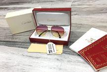 Sunglasses Cartier