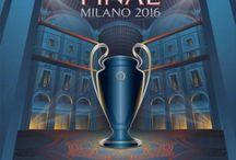 UEFA Champions League - Posters