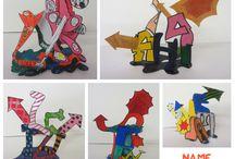 Escultura arte e criatividade