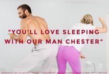 bedrocks bed linen for men, women, unises