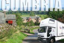 Moving to Cumbria   Removals to Cumbria