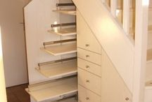 rangement ss escalier