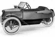 Morgan 3 wheeler - Available models