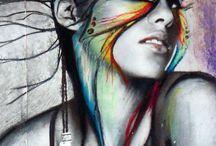 Artistic Inspiration / by Lauren Purse