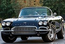 """Special Muscle Cars / Not just muscle cars... But, """"special"""" muscle cars."""