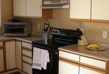 Kitchen Reno's