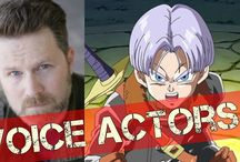 Dragon Ball Xenoverse Voice Actors