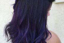 Hair - Galaxy