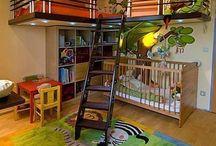 Kiddos rooms