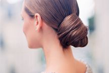 Wedding make up & hairstyle ideas