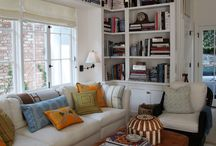 Bookcases / by Susan Halstead