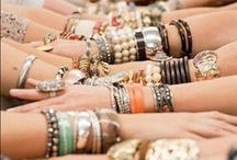 Jewelry  / I love JEWELRY!! I never will have enough!! : ) / by Cydney Harpster